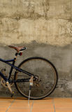 Part of vintage bicycle Royalty Free Stock Photography