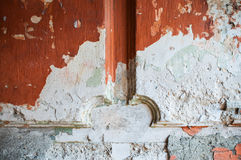 Part of a wall Stock Photos