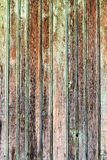 Part of the wall of the old rough wood texture Stock Image