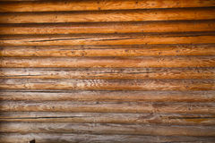 Part of the wall of wooden frame background Royalty Free Stock Photos