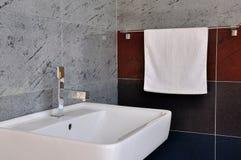 Part of washroom Stock Photography