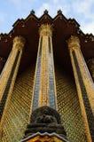 Part of Wat Pra Keaw,Bangkok, Thailand Stock Images