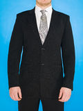 Part of a well dressed man Royalty Free Stock Photos
