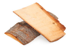 Part wooden boards Royalty Free Stock Photo