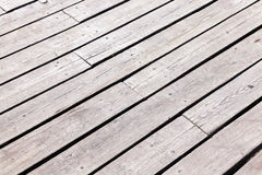 Part of wooden structure Stock Photos