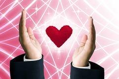 Partagez votre amour Photographie stock libre de droits