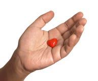 Partagez votre amour Photo libre de droits