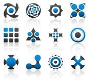 Parte 2 de los elementos del diseño Imagen de archivo libre de regalías