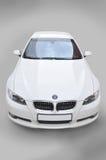 Parte anteriore convertibile dell'automobile di BMW Immagini Stock Libere da Diritti