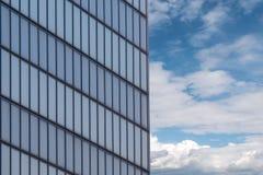 Parte anteriore del Highrise Fotografie Stock