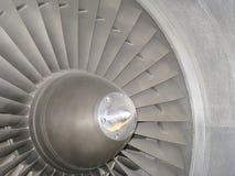 Parte anteriore del motore a propulsione Fotografia Stock Libera da Diritti