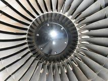 Parte anteriore del motore a propulsione Fotografie Stock