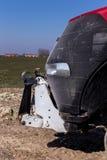 Parte anteriore del trattore Immagini Stock