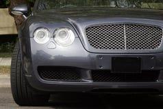 Parte anteriore dell'automobile Immagini Stock Libere da Diritti