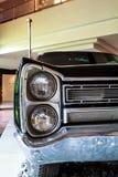 Parte anteriore dell'automobile. Fotografia Stock