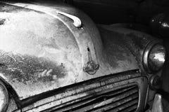 Parte anteriore dell'automobile Fotografia Stock Libera da Diritti