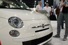 Parte anteriore dell'automobile di Fiat Immagine Stock Libera da Diritti