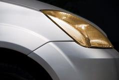Parte anteriore dell'automobile sportiva Immagine Stock Libera da Diritti