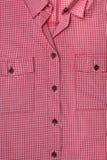 Parte anteriore della blusa Immagine Stock