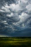 Parte anteriore della tempesta Fotografia Stock