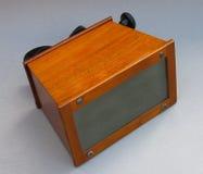 Parte anteriore dello spettatore dello Stereoscope Immagini Stock Libere da Diritti