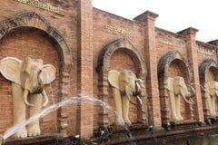 Parte anteriore di Chiang Mai Zoo Immagine Stock Libera da Diritti