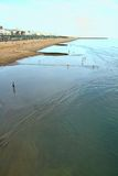 Parte anteriore di mare di Brighton Fotografia Stock Libera da Diritti