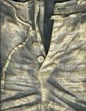 Parte anteriore di tela della mutanda Fotografie Stock Libere da Diritti