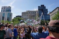 Parte 2 44 da batalha NYC 2015 da bolha Imagens de Stock