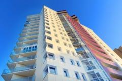 Parte da construção residencial Imagens de Stock