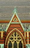 Parte da igreja Fotografia de Stock Royalty Free