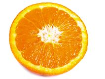 A parte da laranja Foto de Stock