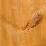 Parte da prancha de madeira áspera incolor connosco textured Fotografia de Stock