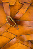 Parte das sandálias 8 fotografia de stock royalty free