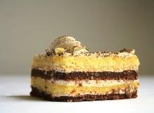 Parte de bolo Imagem de Stock