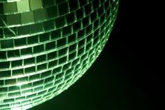 Parte de la bola del disco Imágenes de archivo libres de regalías
