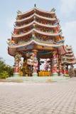 Parte de la capilla beautyful del chino Imágenes de archivo libres de regalías