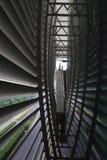 Parte de la estación de metro Imágenes de archivo libres de regalías