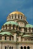 Parte de la iglesia Fotos de archivo libres de regalías