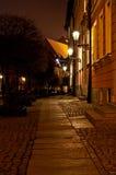 Parte 7 de la opinión de la noche Fotografía de archivo libre de regalías