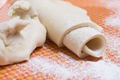 Parte de massa de pão Imagens de Stock