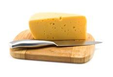 Parte de queijo imagem de stock royalty free
