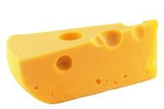 Parte de queijo Imagem de Stock