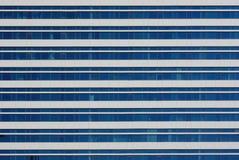 Parte de um edifício com indicadores Imagem de Stock Royalty Free