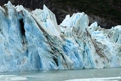Geleira do Patagonia fotografia de stock