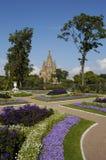 Parte de um jardim Fotos de Stock Royalty Free