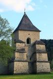 Parte de un monasterio viejo Imágenes de archivo libres de regalías