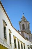 Parte de una ciudad portuguesa Fotografía de archivo