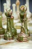 Parte de xadrez Fotos de Stock