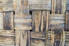 Parte del canestro di vimini Fotografie Stock